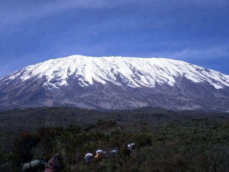 Kilima-Njaro  Mata Rippon