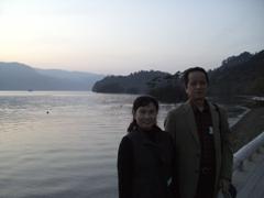 10月22日十和田湖2