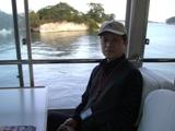 10月25日松島遊覧1
