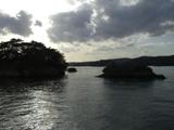 10月25日松島遊覧2