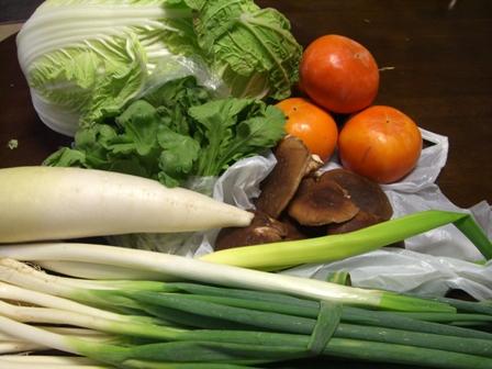11月17日野菜