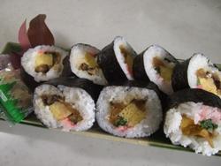 12月3日お寿司