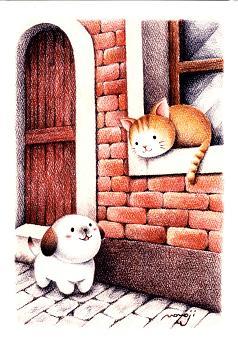 ステラ猫・・と犬