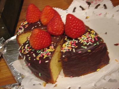 やまわけケーキ