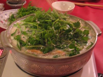 特大豆乳鍋
