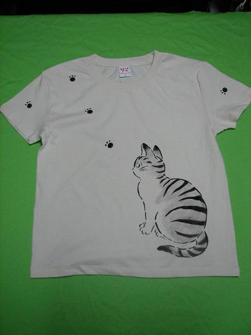にゅうにゃあTシャツ 013