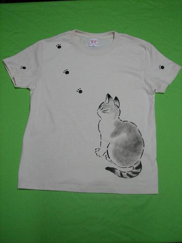 にゅうにゃあTシャツ 020