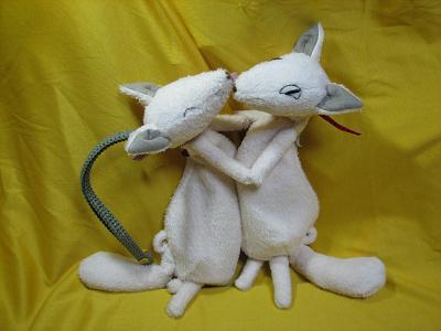 なかよし狐 063
