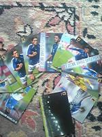 サッカーのカード