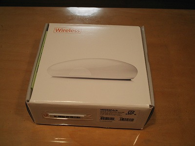 apple wireleess mouse 1