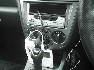 iPod 接続口3