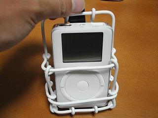 iPod用 設置器具 2