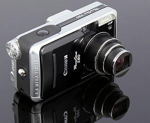 PowerShot S80
