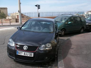 GOLF V GTI in Marseille