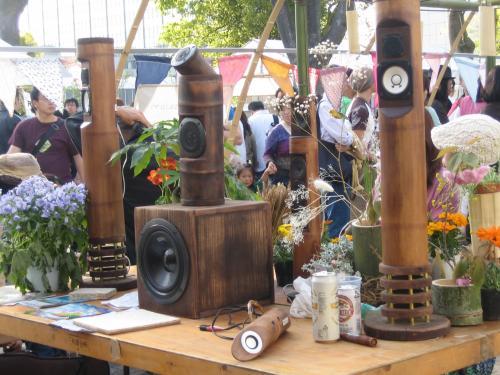 bamboo stereo