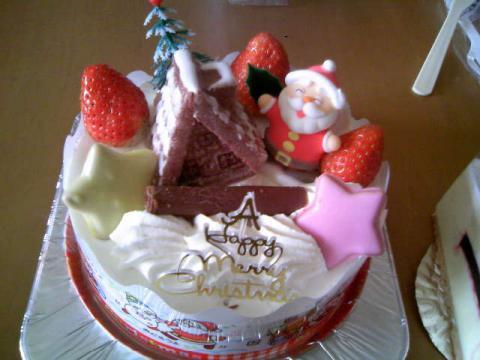 ケーキ1ホール