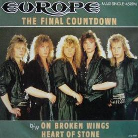 The Final Countdown (5)