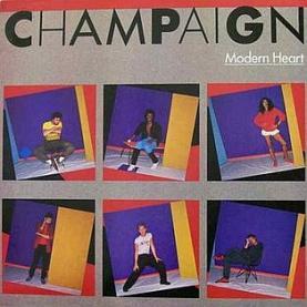 Champaign-Modern Heart
