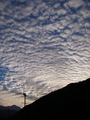 うろこ雲 その2
