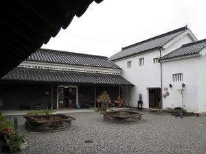 200809 井筒屋敷1