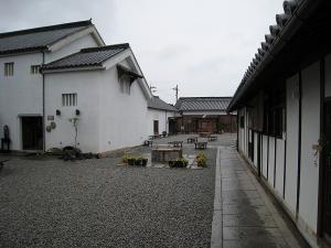 200809 井筒屋敷2