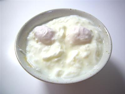マシュマロヨーグルト2