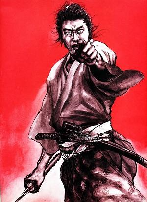 血だるま剣法