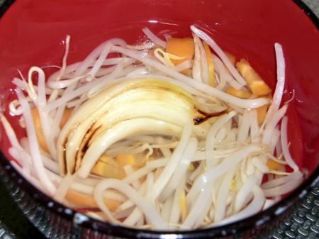 焼き玉葱スープ