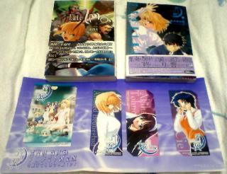 Fate Zero3巻&月姫5巻