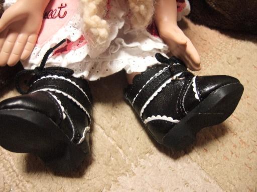 おニュー靴