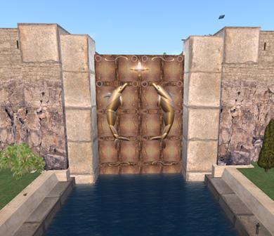 巨大な門:セカンドライフ