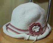 大きい帽子