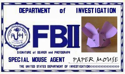 paper mouse FBⅡ