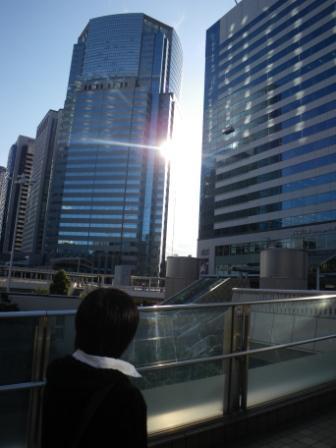 品川駅前だよきっと