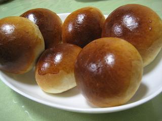 2008.4.22 レンジ発酵パン-2