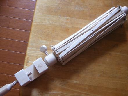 スウェーデン製かせホルダー1