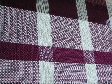 ローズパスの織り地