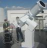 市民観望室40cm望遠鏡