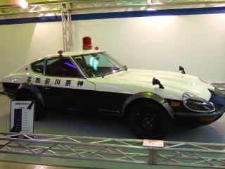 昔のパトロールカー 2
