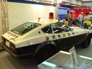 昔のパトロールカー 3