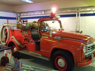 昔の消防車2