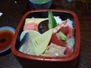 ちらし寿司 ¥1160