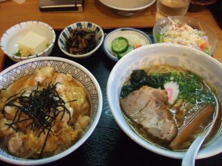 親子丼セット ¥980