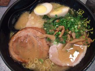 3種チャーシュー麺  ¥890