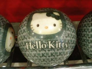 キティちゃんボール