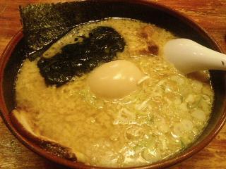 コテ醤油ラーメン