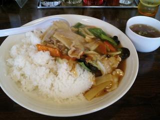 中華丼大盛  ¥924