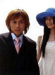 つんく♂と加奈子さん