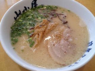 ラーメン ¥580(¥609税込)