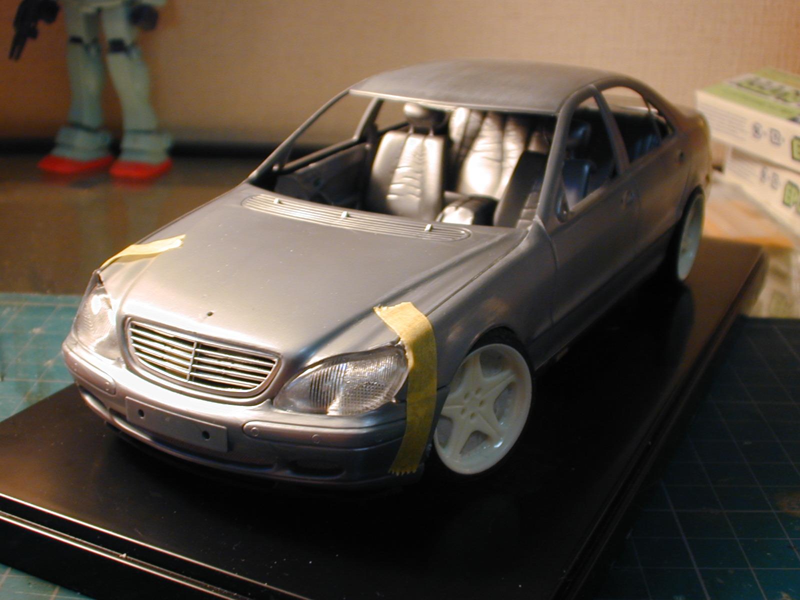 ベンツ S600L(W220) その3